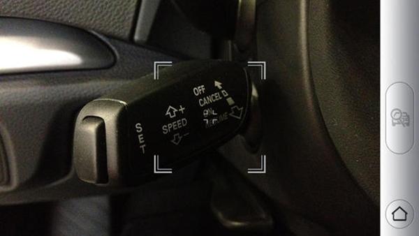 Audi-eKurzinfo-iphonote