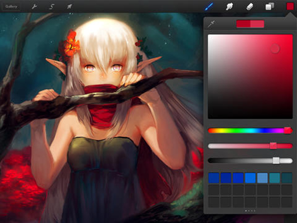 ProCreate-1.9-Enregistrez-vous-en-train-de-dessiner-iphonote-2