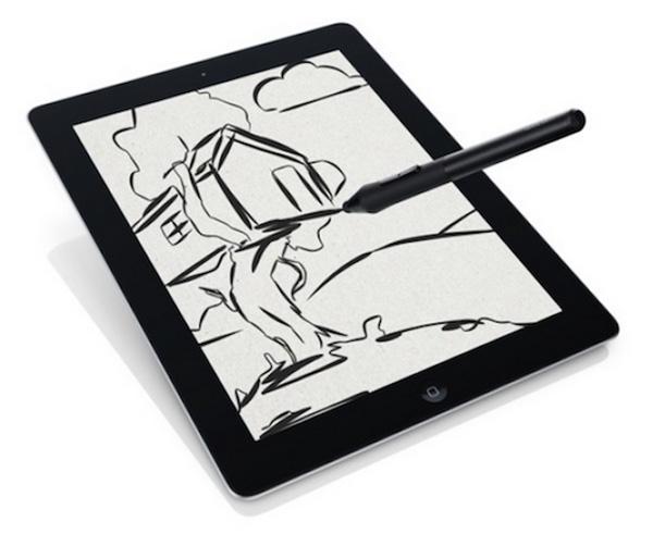 Wacom-annonce-son-nouveau-stylet-pour-iPad-iphonote