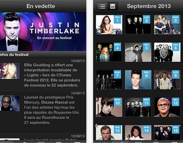 application illico sur apple tv