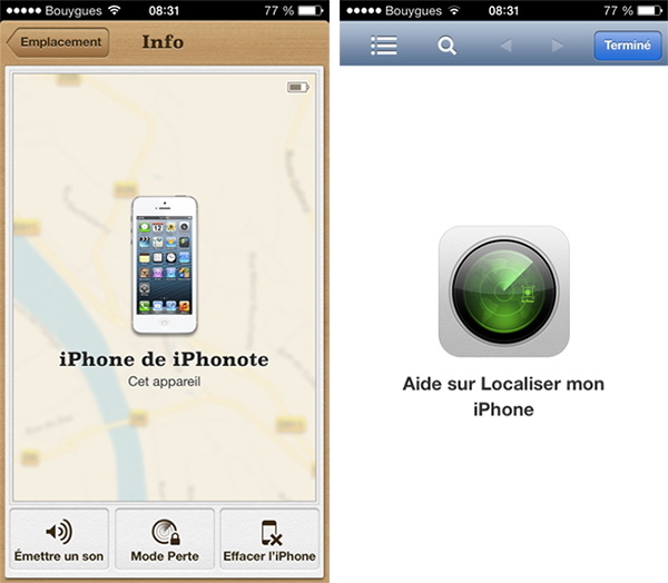 localiser-application-apple-change-son-icone