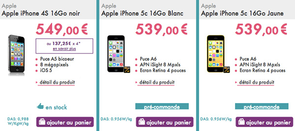Sosh-iPhone-5C