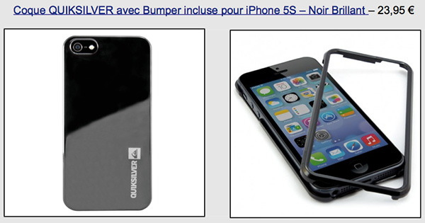 coque-bimper-iphone-5S-proporta-iphonote