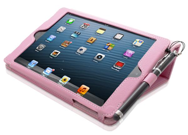 Accessoire au f minin d couvrez la housse snugg rose for Housse ipad mini 4