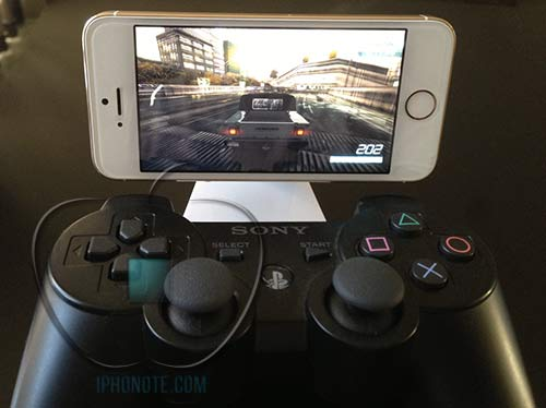 Utiliser-la-manette-de-la-PS3-Dual-Shock-3-sur-iPhone-bientot-possible-500x374