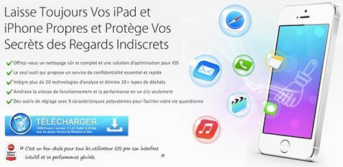 [Résultats] Concours : iPhonote vous offre 10 licences de PhoneClean 3 (valeur 499€)