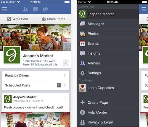 Facebook-met-a-jour-Gestionnaire-de-pages-pour-iOS-7-500x430