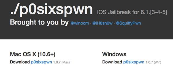 jailbreak-untethered-ios-6-1-3-6-1-4-6-1-5-p0sixspwn-mis-a-jour-en-version-1-0-7-pour-windows-et-mac-600x245