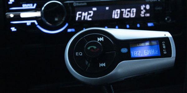 test du kit bluetooth voiture transmetteur fm trailblazer. Black Bedroom Furniture Sets. Home Design Ideas