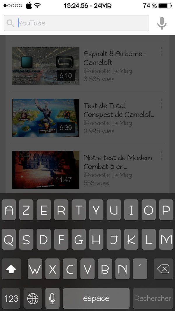youtube-prend-en-charge-le-clavier-ios-7-et-apporte-quelques-ajustements-600x1065