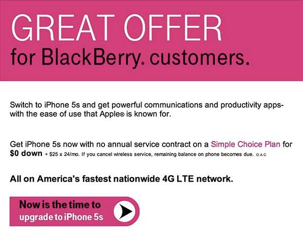 le-pdg-blackberry-sindigne-devant-loffre-iphone-de-t-mobile-600x461