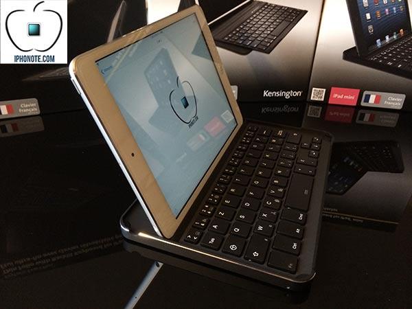 pr sentations des nouveaux claviers bluetooth pour ipad air ipad mini de kensington. Black Bedroom Furniture Sets. Home Design Ideas