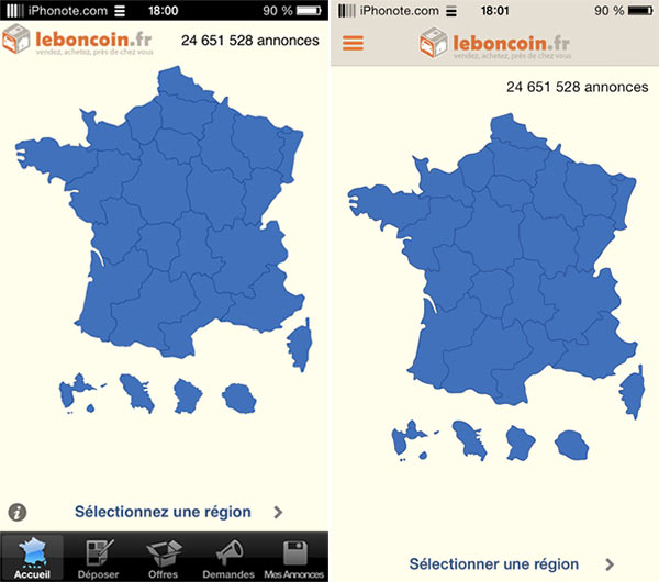 iphonote_leboncoin-ios-nouvelle-interface-ios-7-avec-menu-a-gauche