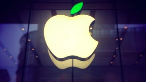 iphonote.com_ le-logo-des-apple-store-en-vert-a-loccasion-du-jour-de-la-terre