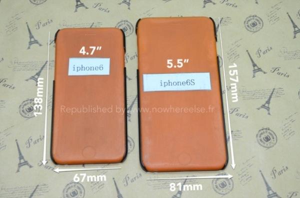 iphone 6s plus mesure