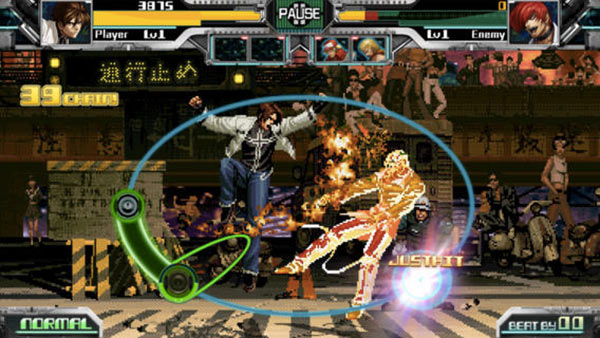 king-of-fighters-the-rythm-of-fighters-debarque-sur-lapp-store