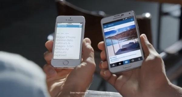 samsung-vante-le-grand-ecran-du-galaxy-s5-aux-detriments-des-utilisateurs-d-iphone