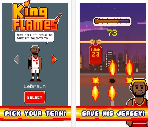 King-Flames