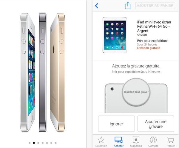 apple-store-pour-ios-se-met-a-jour-et-arbore-un-nouveau-design