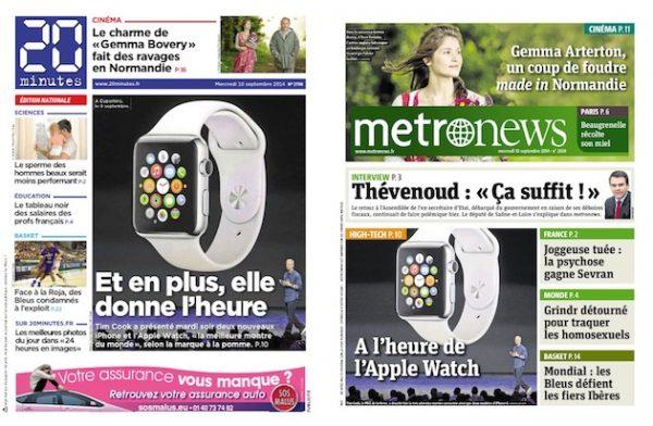 apple-watch-a-la-une-des-journaux