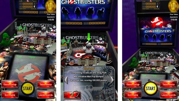 Ghostbusters-Pinball