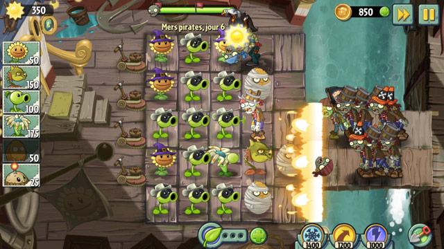 Plants vs zombies 2 se met aux couleurs d 39 halloween for Plante vs zombie 2