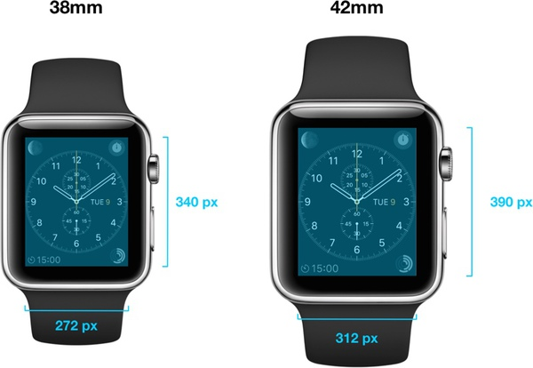watchkit-deux-resolutions-d-ecran-et-une-dependance-totale-de-l-iphone-pour-les-applications