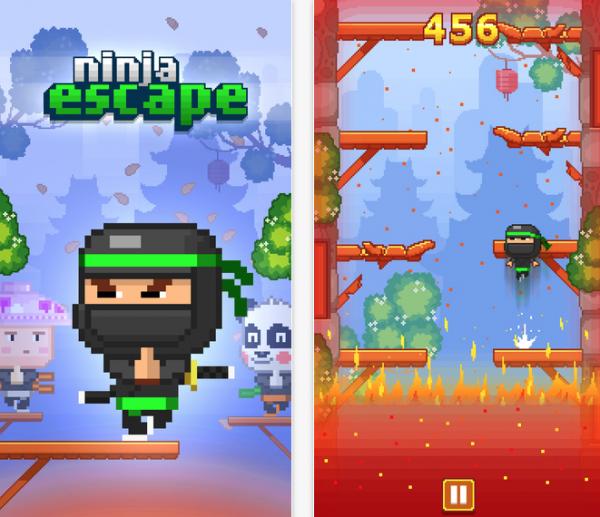 Ninja-Escape