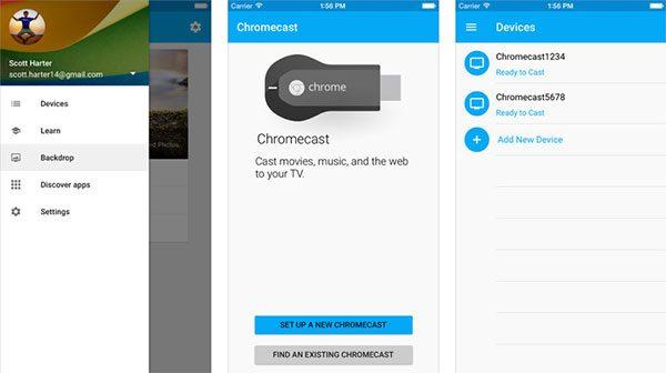 google-met-a-jour-son-app-chromecast-nouvelle-apparence-materiel-et-soutien-des-iphone-6