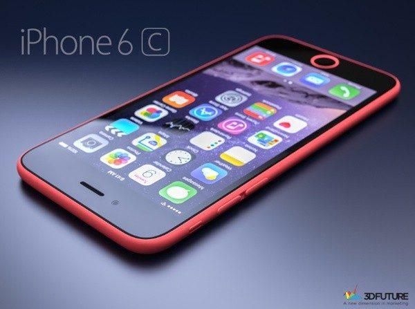 Concept iPhone 6C de 3DFuture