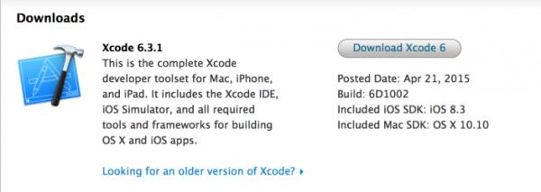 apple-publie-xcode-6-3-1-apportant-des-corrections-de-bugs-pour-le-debogage