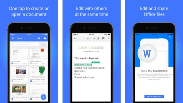 how to show documents in google meet