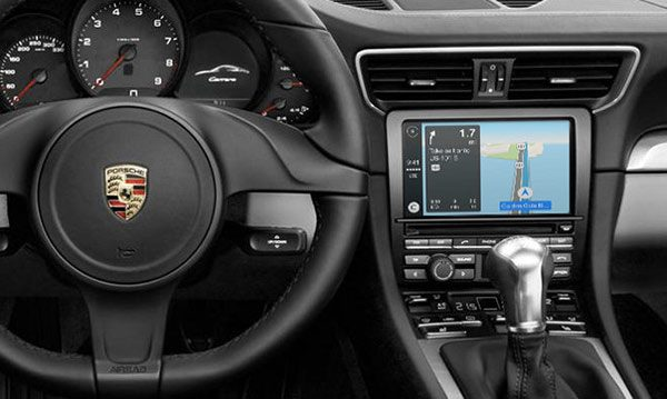 porsche et renault sont maintenant compatibles avec carplay. Black Bedroom Furniture Sets. Home Design Ideas