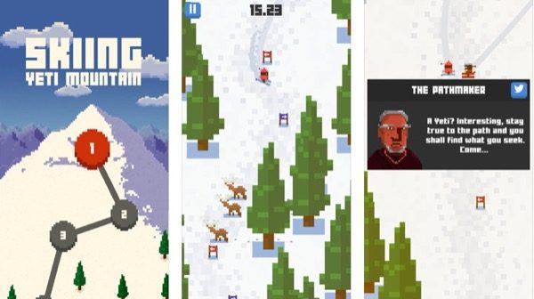 Skiing-Yeti-Mountain