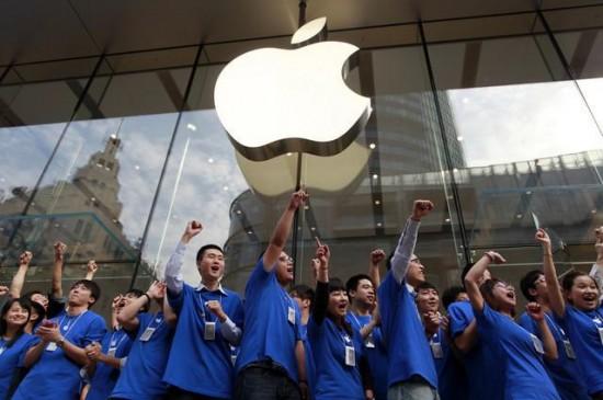 apple-en-passe-de-devenir-numero-un-des-fabricants-de-smartphones-en-chine