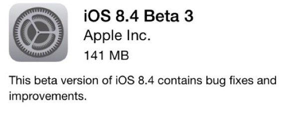 ios-8-4-beta-3-disponible-pour-les-developpeurs