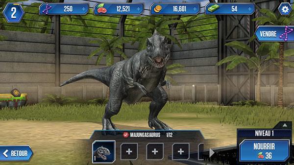 Jurassic world de redoutables dinosaures vous attendent - Jeux de jurassic park 3 ...