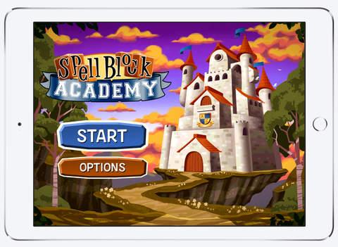Spell-Block-Academy