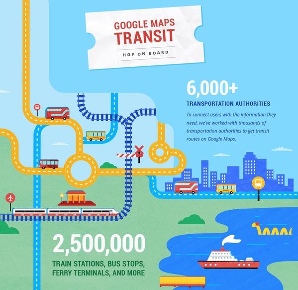 google-maps-se-dote-des-horaires-des-transports-en-temps-reel