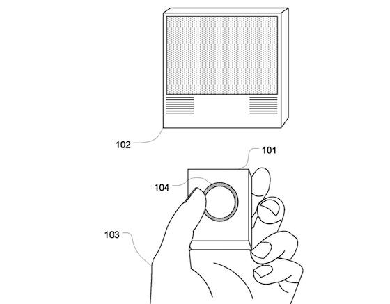 brevet-apple-une-telecommande-apple-tv-avec-le-touch-id