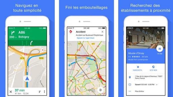 google-maps-permet-de-voir-sa-destination-a-lavance-et-se-dote-dun-nouveau-logo