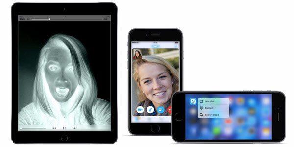 skype-ios-recoit-des-effets-videos-et-prend-en-charge-le-3d-touch