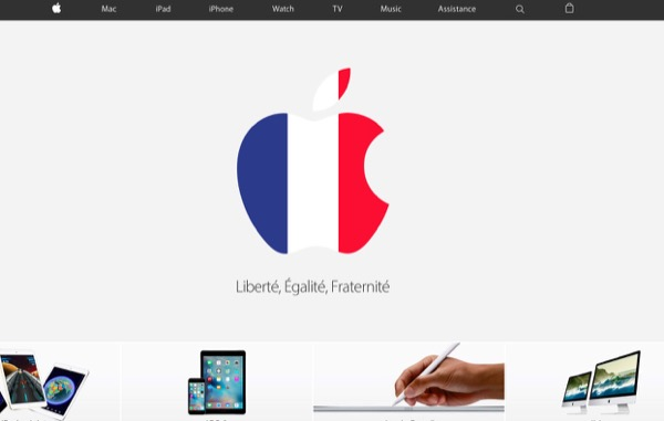 apple-affiche-maintenant-son-logo-aux-couleurs-de-la-france