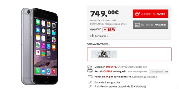blackfriday-iphone-6-128go-a-seulement-749e-au-lieu-de-919e