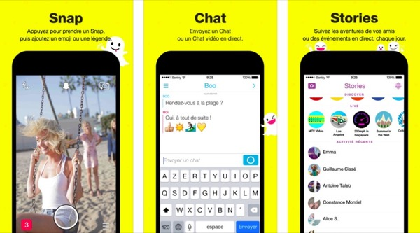 quelles-sont-les-avantages-de-snapchat