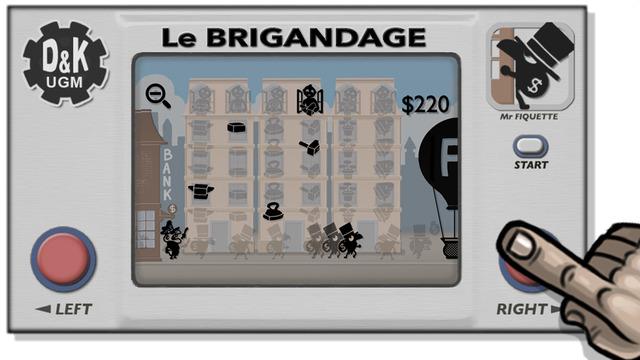 Le-BRIGANDAGE