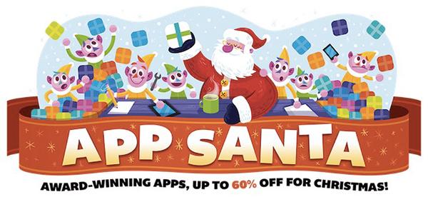 cest-noel-chez-app-santa-promotions-sur-de-nombreuses-applications