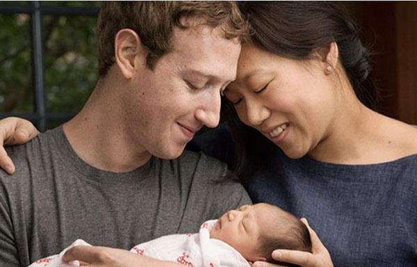 heureux-papa-mark-zuckerberg-compte-faire-don-de-99-de-ses-actions-facebook