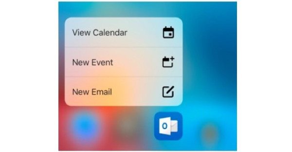 microsoft-outlook-prend-en-charge-lecran-3d-touch-des-iphone-6s-plus