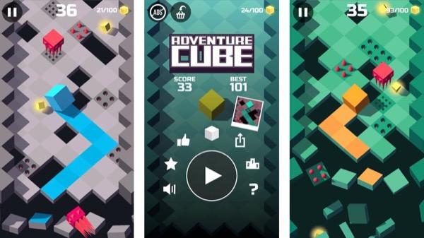 Adventure-Cube